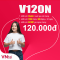 V120N (sim mới từ 01/08/2021)